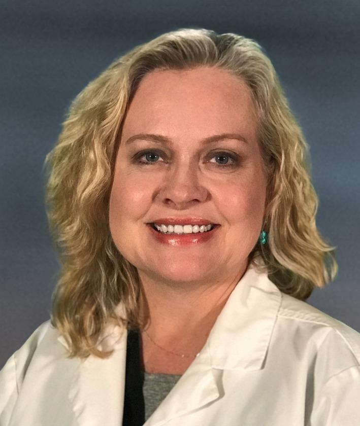 Headshot of Rhonda Janzen, APRN, Advanced Practice Registered Nurse for the Pain Center at Kansas Spine.